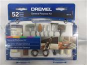 DREMEL GENERAL PURPOSE KIT 687-01